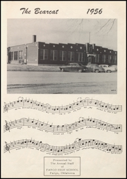 Page 7, 1956 Edition, Fargo High School - Bearcat Yearbook (Fargo, OK) online yearbook collection