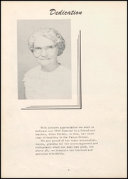 Page 8, 1956 Edition, Fargo High School - Bearcat Yearbook (Fargo, OK) online yearbook collection