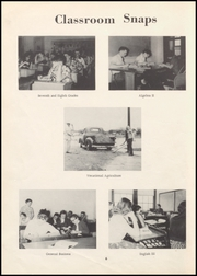 Page 14, 1957 Edition, Fargo High School - Bearcat Yearbook (Fargo, OK) online yearbook collection
