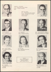 Page 17, 1957 Edition, Fargo High School - Bearcat Yearbook (Fargo, OK) online yearbook collection