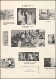 Page 18, 1957 Edition, Fargo High School - Bearcat Yearbook (Fargo, OK) online yearbook collection