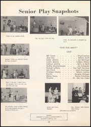 Page 22, 1957 Edition, Fargo High School - Bearcat Yearbook (Fargo, OK) online yearbook collection