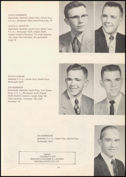 Page 23, 1957 Edition, Fargo High School - Bearcat Yearbook (Fargo, OK) online yearbook collection