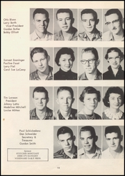 Page 29, 1957 Edition, Fargo High School - Bearcat Yearbook (Fargo, OK) online yearbook collection