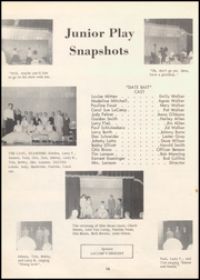 Page 30, 1957 Edition, Fargo High School - Bearcat Yearbook (Fargo, OK) online yearbook collection
