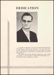 Page 8, 1957 Edition, Fargo High School - Bearcat Yearbook (Fargo, OK) online yearbook collection