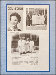 Page 12, 1958 Edition, Fargo High School - Bearcat Yearbook (Fargo, OK) online yearbook collection