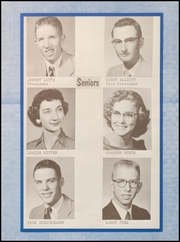 Page 9, 1958 Edition, Fargo High School - Bearcat Yearbook (Fargo, OK) online yearbook collection