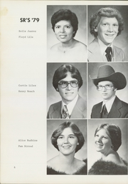 Page 10, 1979 Edition, Roosevelt High School - Rough Rider Yearbook (Roosevelt, OK) online yearbook collection
