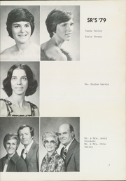 Page 11, 1979 Edition, Roosevelt High School - Rough Rider Yearbook (Roosevelt, OK) online yearbook collection