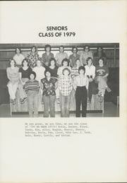 Page 7, 1979 Edition, Roosevelt High School - Rough Rider Yearbook (Roosevelt, OK) online yearbook collection