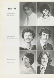 Page 8, 1979 Edition, Roosevelt High School - Rough Rider Yearbook (Roosevelt, OK) online yearbook collection