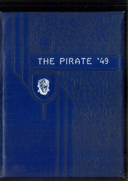 1949 Edition, Custer High School - Pirates Yearbook (Custer City, OK)