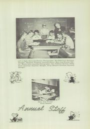Page 11, 1952 Edition, Custer High School - Pirates Yearbook (Custer City, OK) online yearbook collection