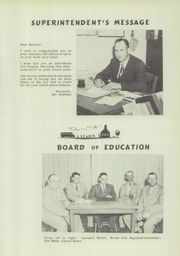 Page 13, 1952 Edition, Custer High School - Pirates Yearbook (Custer City, OK) online yearbook collection