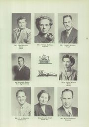 Page 17, 1952 Edition, Custer High School - Pirates Yearbook (Custer City, OK) online yearbook collection