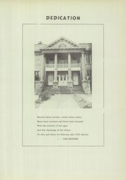 Page 7, 1952 Edition, Custer High School - Pirates Yearbook (Custer City, OK) online yearbook collection