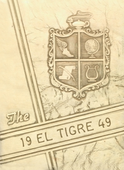 1949 Edition, Reydon High School - El Tigre Yearbook (Reydon, OK)