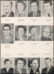 Page 11, 1952 Edition, Reydon High School - El Tigre Yearbook (Reydon, OK) online yearbook collection