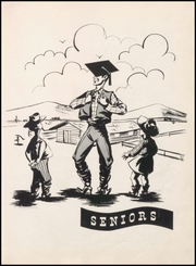 Page 13, 1952 Edition, Reydon High School - El Tigre Yearbook (Reydon, OK) online yearbook collection