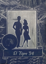 1954 Edition, Reydon High School - El Tigre Yearbook (Reydon, OK)