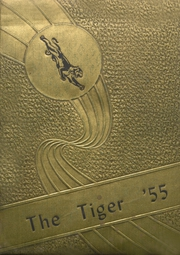 1955 Edition, Reydon High School - El Tigre Yearbook (Reydon, OK)