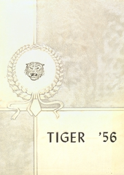 1956 Edition, Reydon High School - El Tigre Yearbook (Reydon, OK)