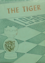 1958 Edition, Reydon High School - El Tigre Yearbook (Reydon, OK)