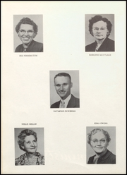 Page 10, 1959 Edition, Reydon High School - El Tigre Yearbook (Reydon, OK) online yearbook collection