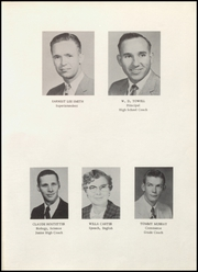 Page 11, 1959 Edition, Reydon High School - El Tigre Yearbook (Reydon, OK) online yearbook collection