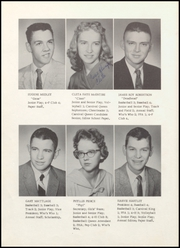 Page 14, 1959 Edition, Reydon High School - El Tigre Yearbook (Reydon, OK) online yearbook collection
