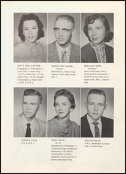 Page 15, 1959 Edition, Reydon High School - El Tigre Yearbook (Reydon, OK) online yearbook collection