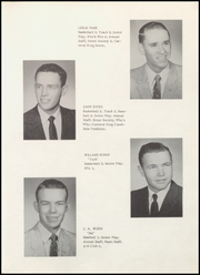 Page 17, 1959 Edition, Reydon High School - El Tigre Yearbook (Reydon, OK) online yearbook collection