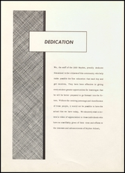Page 6, 1959 Edition, Reydon High School - El Tigre Yearbook (Reydon, OK) online yearbook collection