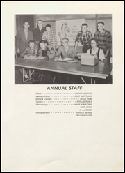 Page 7, 1959 Edition, Reydon High School - El Tigre Yearbook (Reydon, OK) online yearbook collection