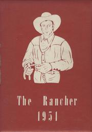 Page 1, 1951 Edition, White Oak High School - Rancher Yearbook (Vinita, OK) online yearbook collection