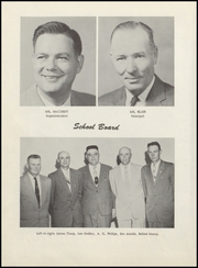 Page 10, 1957 Edition, Hardesty High School - Bison Yearbook (Hardesty, OK) online yearbook collection