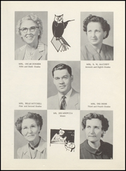 Page 13, 1957 Edition, Hardesty High School - Bison Yearbook (Hardesty, OK) online yearbook collection