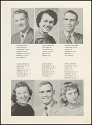 Page 17, 1957 Edition, Hardesty High School - Bison Yearbook (Hardesty, OK) online yearbook collection
