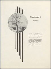 Page 7, 1957 Edition, Hardesty High School - Bison Yearbook (Hardesty, OK) online yearbook collection