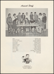 Page 8, 1957 Edition, Hardesty High School - Bison Yearbook (Hardesty, OK) online yearbook collection