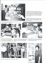 Page 11, 1986 Edition, Pleasant Grove High School - Comets Yearbook (Seminole, OK) online yearbook collection