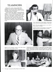 Page 12, 1986 Edition, Pleasant Grove High School - Comets Yearbook (Seminole, OK) online yearbook collection