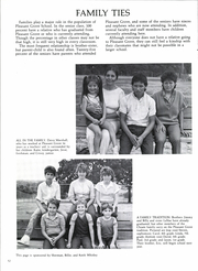 Page 16, 1986 Edition, Pleasant Grove High School - Comets Yearbook (Seminole, OK) online yearbook collection