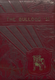 1951 Edition, Sweetwater High School - Bulldog Yearbook (Sweetwater, OK)