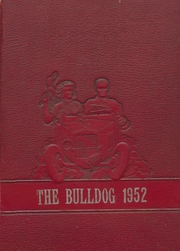 Page 1, 1952 Edition, Sweetwater High School - Bulldog Yearbook (Sweetwater, OK) online yearbook collection