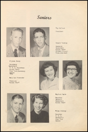 Page 13, 1952 Edition, Sweetwater High School - Bulldog Yearbook (Sweetwater, OK) online yearbook collection
