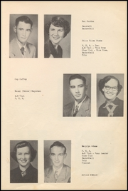 Page 15, 1952 Edition, Sweetwater High School - Bulldog Yearbook (Sweetwater, OK) online yearbook collection