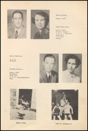Page 17, 1952 Edition, Sweetwater High School - Bulldog Yearbook (Sweetwater, OK) online yearbook collection