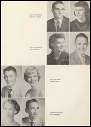 Page 11, 1957 Edition, Sweetwater High School - Bulldog Yearbook (Sweetwater, OK) online yearbook collection